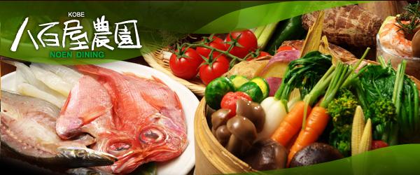 NOEN DINING 八百屋農園 新鮮野菜の数々とおばんざいを味わう。